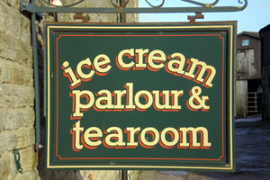 Ice Cream Parlour & Tearoom