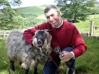 The Wool Experience, every July at Blaze Farm