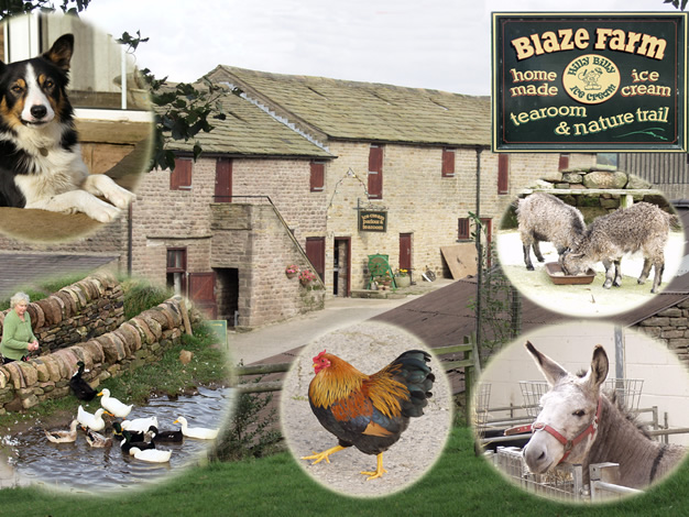 Blaze Farm, Wildboarclough
